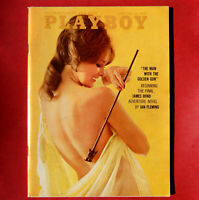 Playboy April 1965 Very Fine (Est. 8.0) Playmate Sue Williams, Lannie Balcom