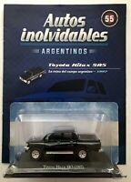 Toyota Hilux SR5 (1997) Diecast Car 1:43 Autos Inolvidables Argentina w/mag