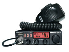 President Martin ASC CB radio with multi colour dIsplay and USB  4X4
