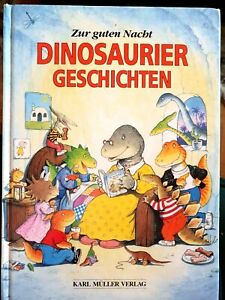 BUCH Zur guten Nacht Dinosauriergeschichten Gute-Nacht-Geschichten