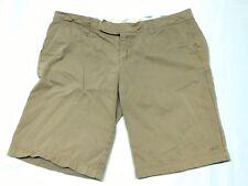 Womens Oneill Khaki Hiking Casual Shorts Size 7            *B5