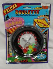 Small Delux Roulette Wheel   Roulette Game