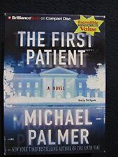 The First Patient: A Novel [Dec 30, 2008] Palmer, Michael [Audio CD]