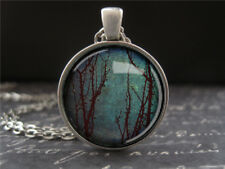 Twilight Branches Tree Necklace Pendant Christmas Gifts For Men Boyfriend Guys