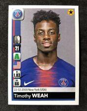 PANINI FIFA 365 2019-STICKER 464 A//B-Timothy WEAH-Inspirations