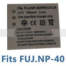 D-LI8 D-L18 SLB-0837 NP-40 Battery for Elementech LB-5030 WGL-0101 WGL0101 Z40