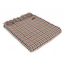 Lifestyle Festival Christmas Churchpane Pure New Wool Throw / Blanket