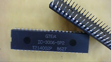 GTE IC-3006-SP2 40-Pin Dip Original IC New Lot Quantity-2