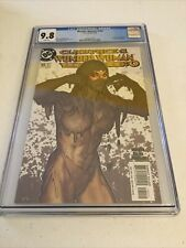 Wonder Woman 160 CGC 9.8 White Pages Adam Hughes Cover