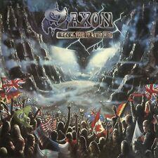 SAXON - ROCK THE NATIONS   VINYL LP NEU