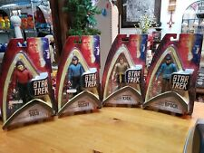 Art Asylum Star Trek Lot of 4 Figures NOC Mirror Kirk Spock Sulu McCoy