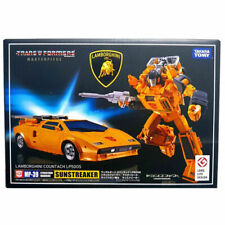 MP-39 SUNSTREAKER Transformers Masterpiece KO Action Figure Toy Collection Set