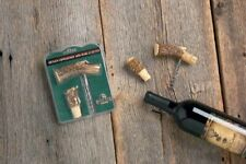 Antler Cork Screw Bottle Opener Antler Kork Screw & Cork for Wine Bottle