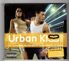 (GZ788) Various Artists, Urban Kiss 2003 - Double CD