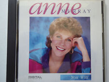 ANNE MURRAY * You Will * NM (CD)