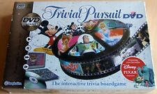 Trivial Pursuit Disney Edition interactive DVD board game Parker Horn Abbot 2005