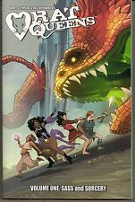 RAT QUEENS VOL 1 SASS AND SORCERY IMAGE 2015 SC GN TPB COLLECTS #1-5 WEIBE NEW