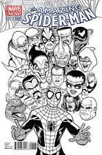 AMAZING SPIDER-MAN #1 (2014) KEVIN MAGUIRE SKETCH VARIANT 1st Cindy Moon