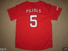Albert Pujols #5 Los angeles Angels Anaheim Jersey Youth XL 18-20