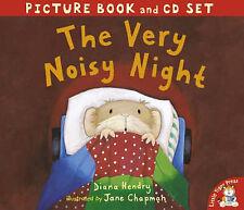 **NEW PB & CD** The Very Noisy Night by Jane Chapman, Diana Hendry