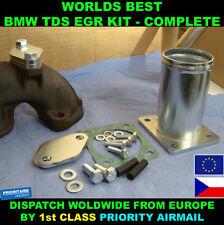 BMW TDS TD EGR REMOVAL KIT COMPELTE E34 E36 E39 E38 318 325 525 725 BLANKING