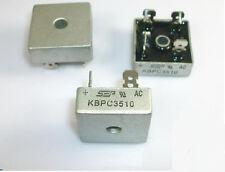 2PCS Bridge Rectifier KBPC3510 KBPC-3510 35A 1000V NEW