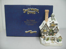 "David Winter ""The Scrooge Family Home"" 1993 Vintage Cottage"