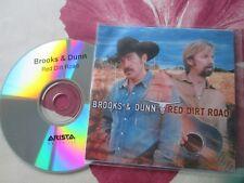 Brooks & Dunn – Red Dirt Road  Arista Nashville 15 track Promo CD Album