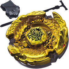Beyblade BB99 Hades / Hell Kerbecs Metal Masters 4D Beyblade with Launcher Toys