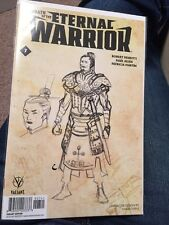 Wrath Of The Eternal Warrior #7 Variant Cover Comic Book