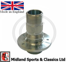 BTB878 - MGC ROADSTER & MGC GT 8TPI WIRE WHEEL FRONT HUB RIGHT - MADE IN ENGLAND
