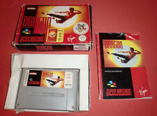 Super Nintendo Dragon The Bruce Lee Story [PAL-EUR] SNES *JRF*
