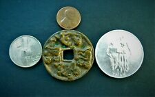 3 lot ,HEADS TAILS RISQUE, Chinese token Erotica sex large etc..