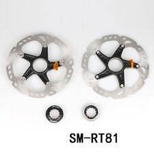 SHIMANO Deore XT SM-RT800-S Disc Brake Rotor Centerlock 160mm Ice Technology
