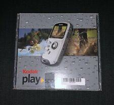 NEW Kodak Playsport Zx3 (32 GB) Flash Media Camcorder-BLACK