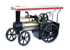 1313B Mamod Live Steam Brass Traction Engine Te1ab - With Tyres