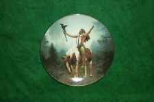 Deliverance~Mystic Warrior Plate Collection~#202144~Hamilt on Collection~1992