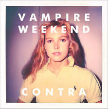 VAMPIRE WEEKEND LP Contra 2010 Vinyl Album + Download + Pro Sheet NEW and SEALED