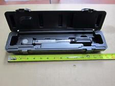 "STURTEVANT RICHMONT 3SDR-2001 US MADE 3/8"" DR 200 LB-IN TORQUE WRENCH AIRCRAFT"