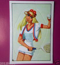 figurines prentjes cromos stickers picture cards figurine barbie 55 panini 1976