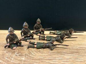 BMC: British Troops In Khaki - Boer War. Pre war c1920