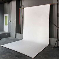 Pure White Vinyl Photography Backdrop Cloth Studio Photo Background Props Party
