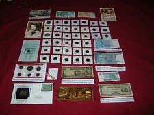 ~Huge AUCTION !!!  Coins, Currency Gold, Silver Collectibles