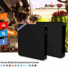 Mini M8S II TV BOX Set-top Box Amlogic S905X Android 6.0 Smart Media Player