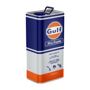 Gulf Pro Fuels 2T, Premixed 2-Stroke Fuel 50:1 (5L can) for Stihl, Aspen etc