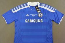 2012 Champions League adidas Chelsea FC Home Shirt SIZE 2XL (XXL adults)