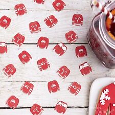 CHRISTMAS JUMPER TABLE CONFETTI-Festive Sweater Sprinkles-Xmas Party Decorations