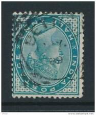 INDIA, squared Circle postmark BETTIAH (D)