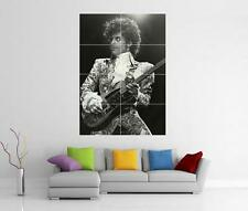 Prince purple rain tour live symbole hits ultimate giant wall art imprimé poster