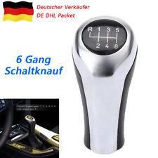 6 Gang Schaltknauf Schaltknopf für BMW E60 E61 E63 E81 E83 E87 E90 E91 X1 X3 X5